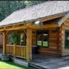 Construir casa tipo cabaña en rosarito baja california