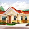Construir una casa  de 3 cuartos 5x5 baño 4x4