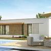 Pequeña casa prefabricada, estilo moderno acepto sugerencias