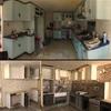 Instalación de cubierta en cocina