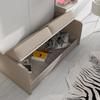 Remodelar habitación; hacer cama individual completa con closet, sofá y escrtorio con organizador