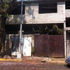 Demolición de casa habitación en obra negra