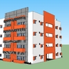 Circulación para vivienda vertical