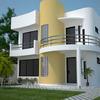 Construcción de casa  prefabricada  superficie de 64 m2,