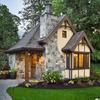 Casa con ecotecnologías