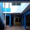 Diseño interior de salones y patio para preescolar