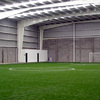 Nave industrial para cancha de fútbol 7