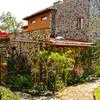 Constrcucción casa estilo hacienda mexicana