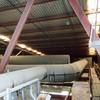 Limpiar techumbre de naves industriales, son dos, de 65 x 70 metros y una altura de 20 metros
