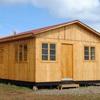 Construcción casa de madera  60 metros prefabricada