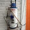 Cambiar boiler y instalar boiler de paso.