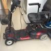 Envió silla ruedas electrica