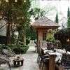 Ambientación de espacio para crear patio funcional