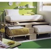 Muebles de madera a medida 3 bases de cama