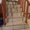 Puertas de seguridad en escalera