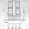 Construir  4 mini departamentos, espacio mínimo cada uno de 2. 50 de ancho por 6 de largo