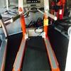 Mudanza local comercial, Equipos, aparatos y accesorios de acondicionamiento físico para gimnasios