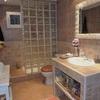 Ampliar casa, poner piso de ceramica, alzar bardas, entre otros