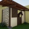 Construir Cabaña Madera