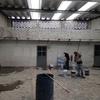 Plafon de panel de yeso corrido con aislamiento termoacustico