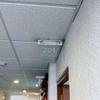 Solicito trabajo de reparación para letreros luminosos en acrílico de techo