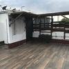 Instalación de pérgola en mi roof garden