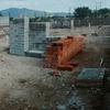 Construcción casa económica