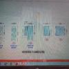 Suministro y colocación de ventana de alumino 1. 50 x 1. 2 tipo persiana  con presion directo al muroPZA3. 0000
