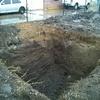 Construccion cisterna de agua