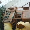 Restaurar casita de juego de madera