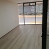 Diseño de interiores para oficina de 17 m2