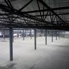 Pintura en estructuras metalicas obra nueva de nave industrial