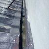 Reparación de canalón de desagüe