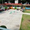 Colocar techumbre en patio escolar ,