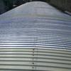 Reparar goteras en techo curvo de lámina 400m2