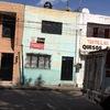 Demolicion casa mercado carro verde