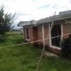 Demolición de casa en obra negra
