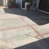 Casa gómez: reparación de union de construcción de recamaras y remodelación de patio trasero