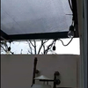 Construir bases de metal e instalar techo de policarbonato 3.5 x 3 mts