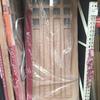 Puerta para exterior madera solida