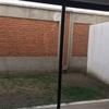Creacion de terraza y jardin con sistema de irrigacion