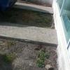 Poner piso firme en la cochera de una casa, son 59m2, el frente es de 9 m.