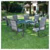 Trasladar un juego de jardin (mesa y 6 sillas) de zapopan a guasave