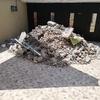 Recolección de escombro