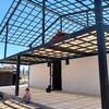 Instalar techo  para terraza para lluvia y sombra, económico