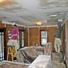 Pintura de interior de casa