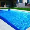 Construcción de una piscina de 3x10 m con una profundidad de 1.50m