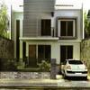 Construcccion de casa de dos pisos