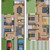 Construcción casa   tengo un terreno de 8 x 17
