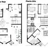 Proyecto y construcción casa terreno de 200m2